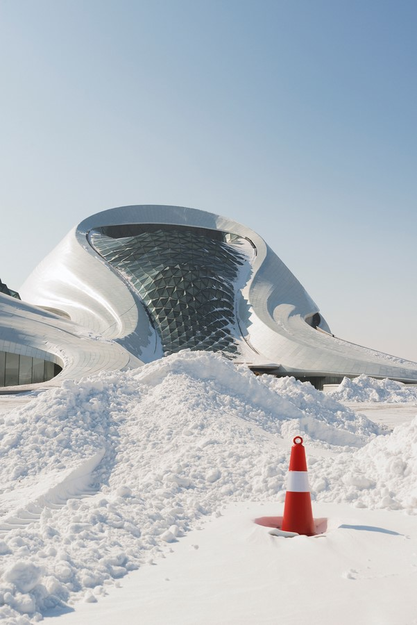 Harbin Opera House by MAD Architects: Design inspired by the surroundings - Sheet10