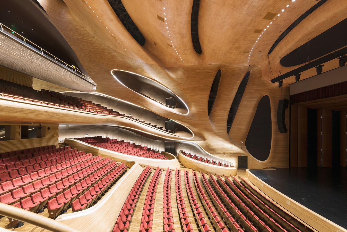 Harbin Opera House by MAD Architects: Design inspired by the surroundings - Sheet11