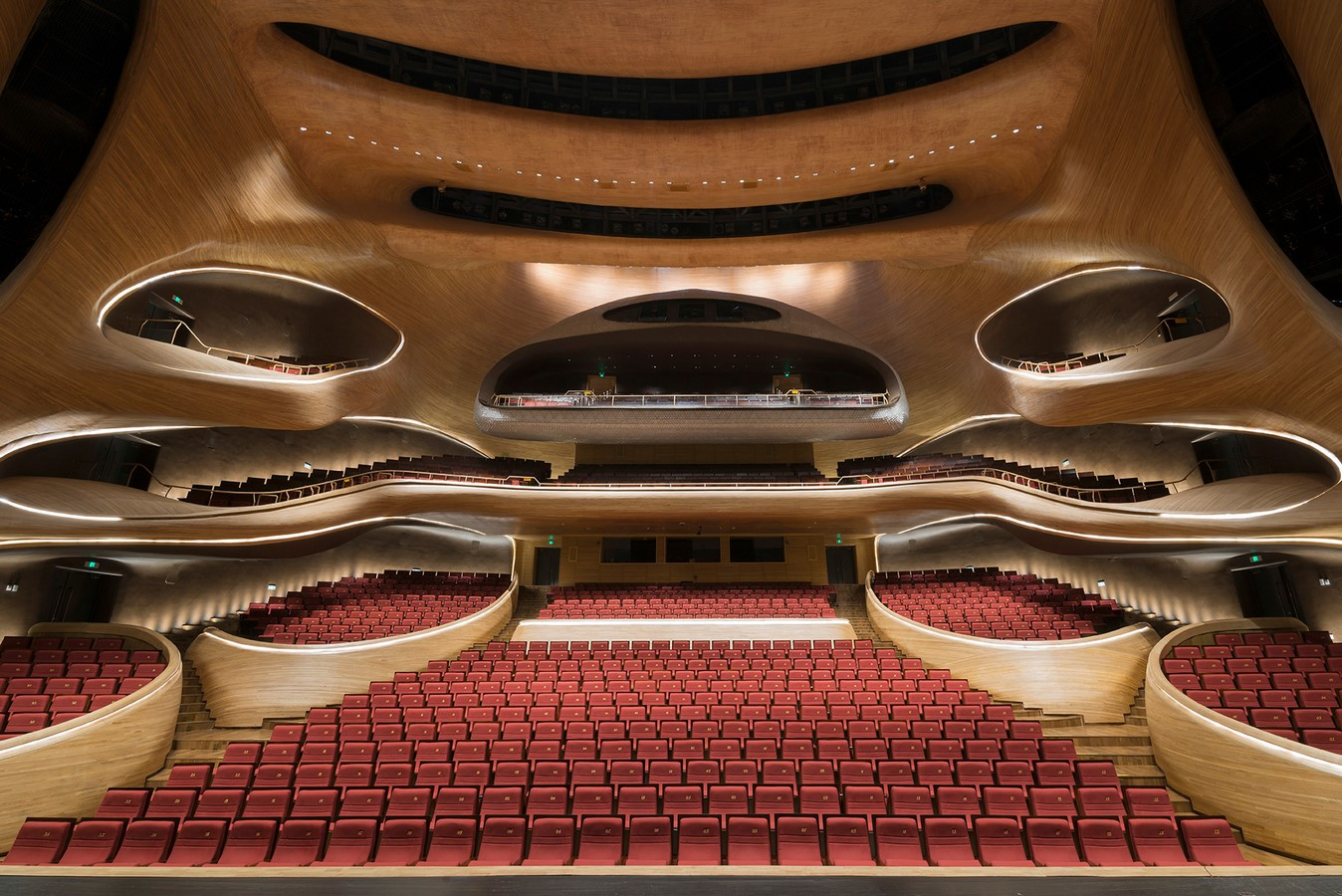 Harbin Opera House by MAD Architects: Design inspired by the surroundings - Sheet12