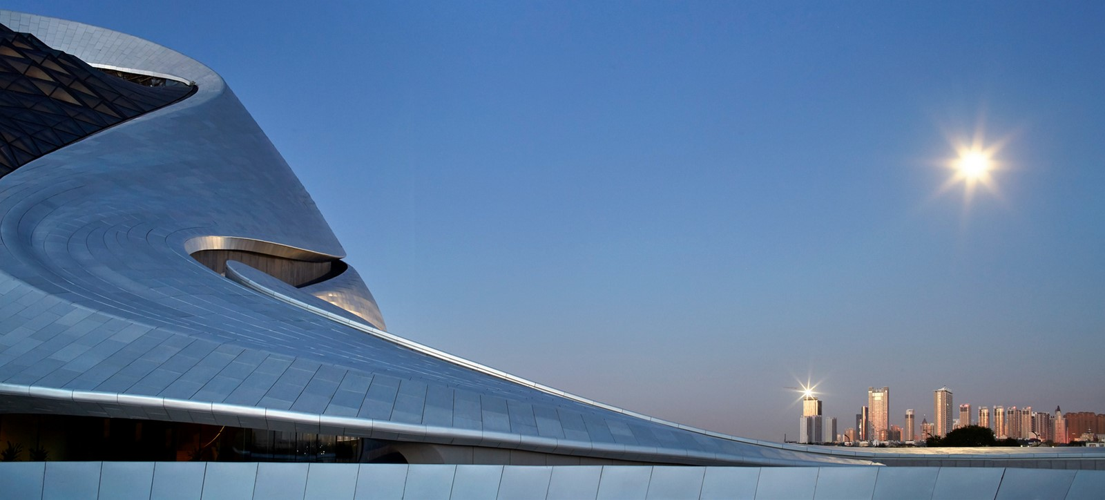 Harbin Opera House by MAD Architects: Design inspired by the surroundings - Sheet