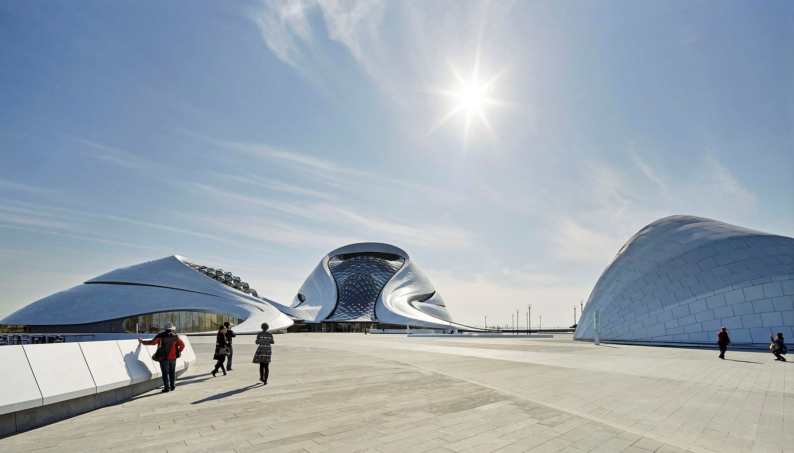 Harbin Opera House by MAD Architects: Design inspired by the surroundings - Sheet5