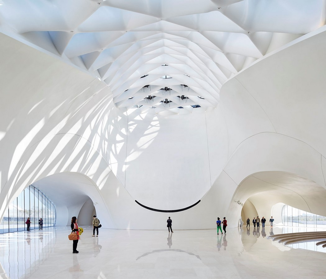 Harbin Opera House by MAD Architects: Design inspired by the surroundings - Sheet7