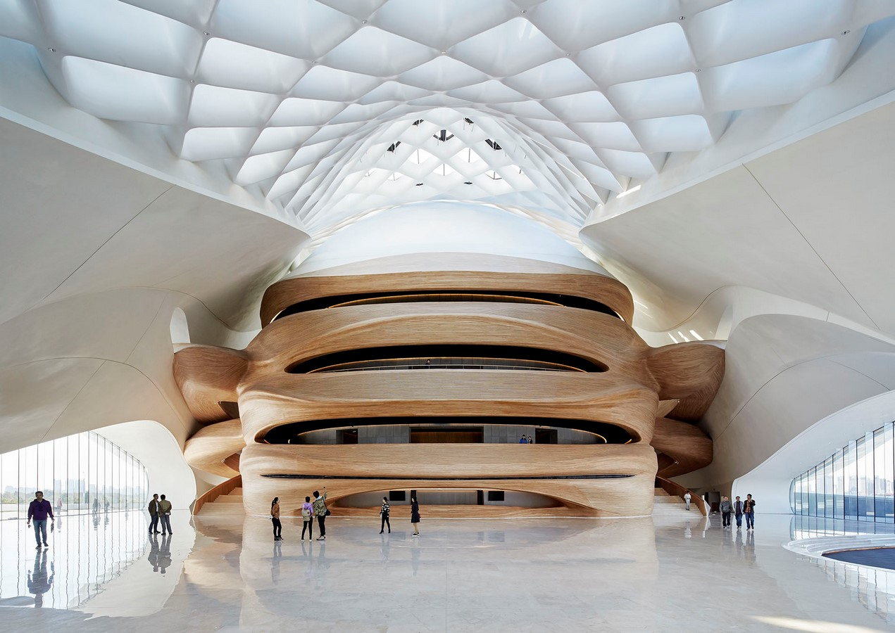 Harbin Opera House by MAD Architects: Design inspired by the surroundings - Sheet8