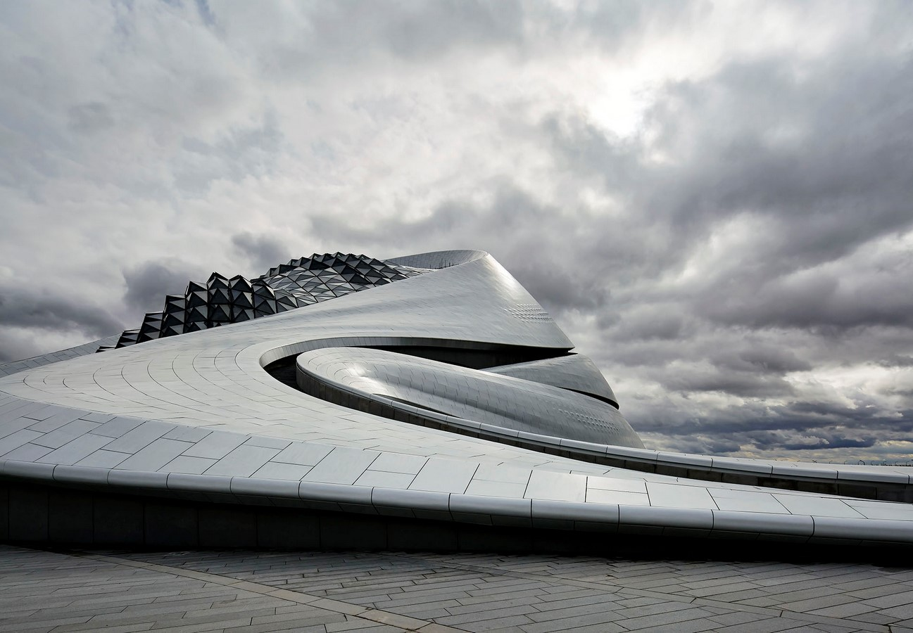 Harbin Opera House by MAD Architects: Design inspired by the surroundings - Sheet9