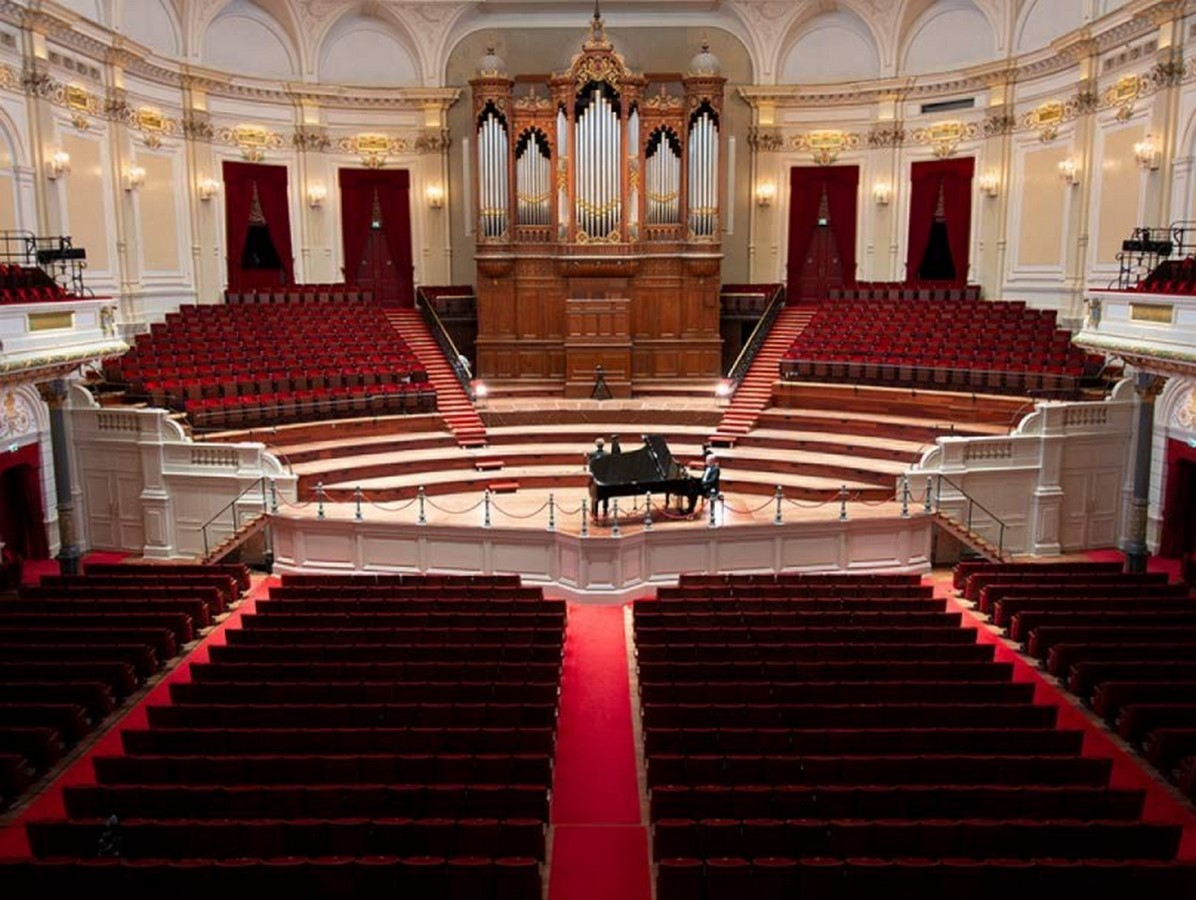 Concertgebouw in Amsterdam, Netherlands Applying acoustics without science - Sheet3