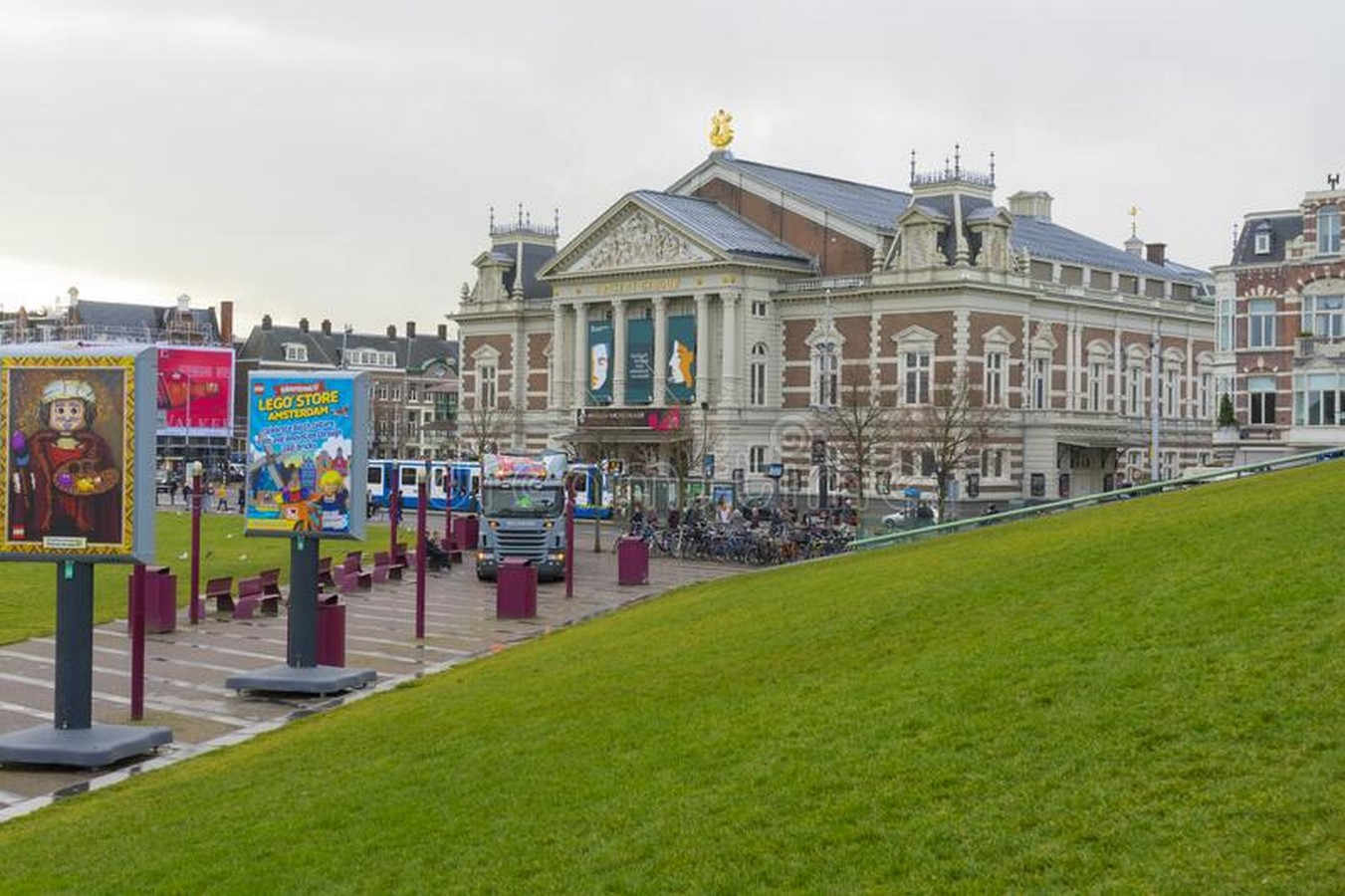 Concertgebouw in Amsterdam, Netherlands Applying acoustics without science - Sheet6