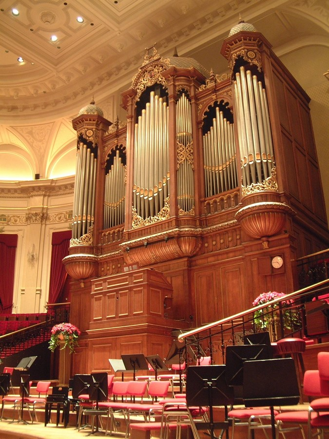 Concertgebouw in Amsterdam, Netherlands Applying acoustics without science - Sheet7