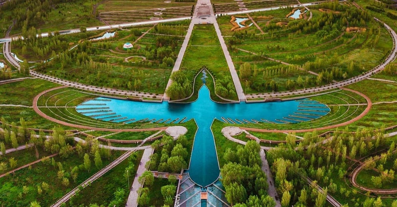 An Architectural Review of Astana, Kazakhstan - Sheet1