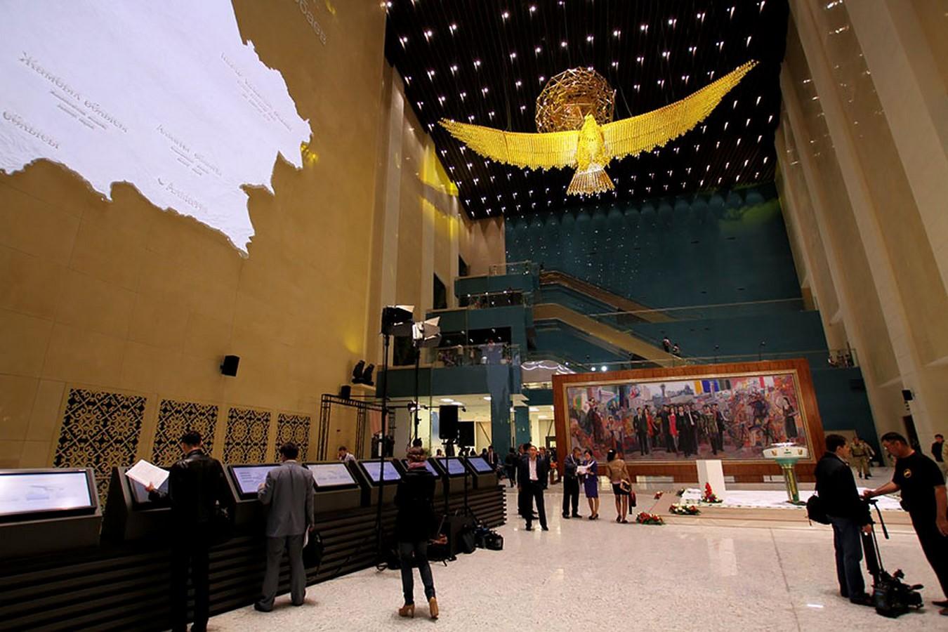 An Architectural Review of Astana, Kazakhstan - Sheet17