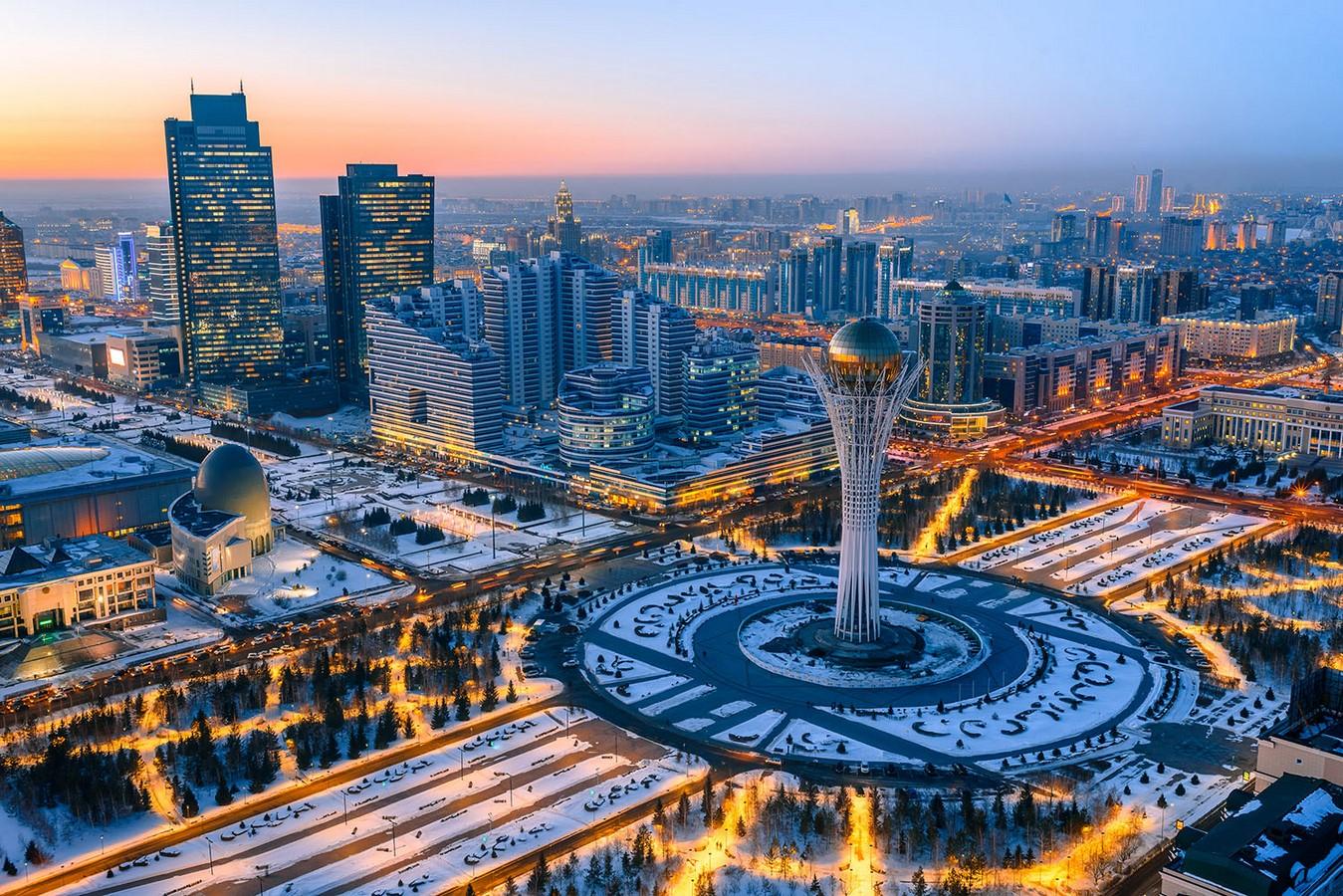 An Architectural Review of Astana, Kazakhstan - Sheet4