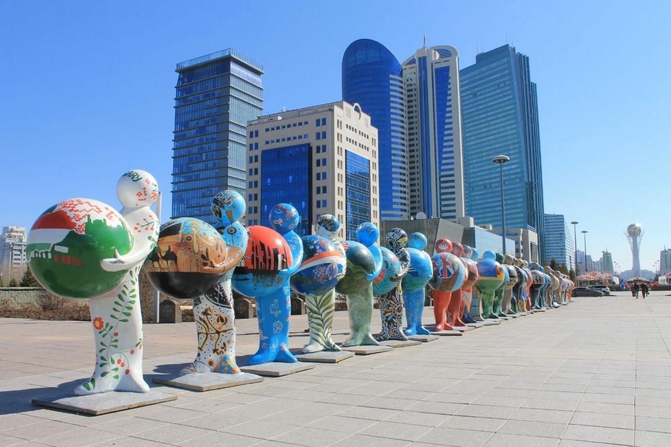 An Architectural Review of Astana, Kazakhstan - Sheet5