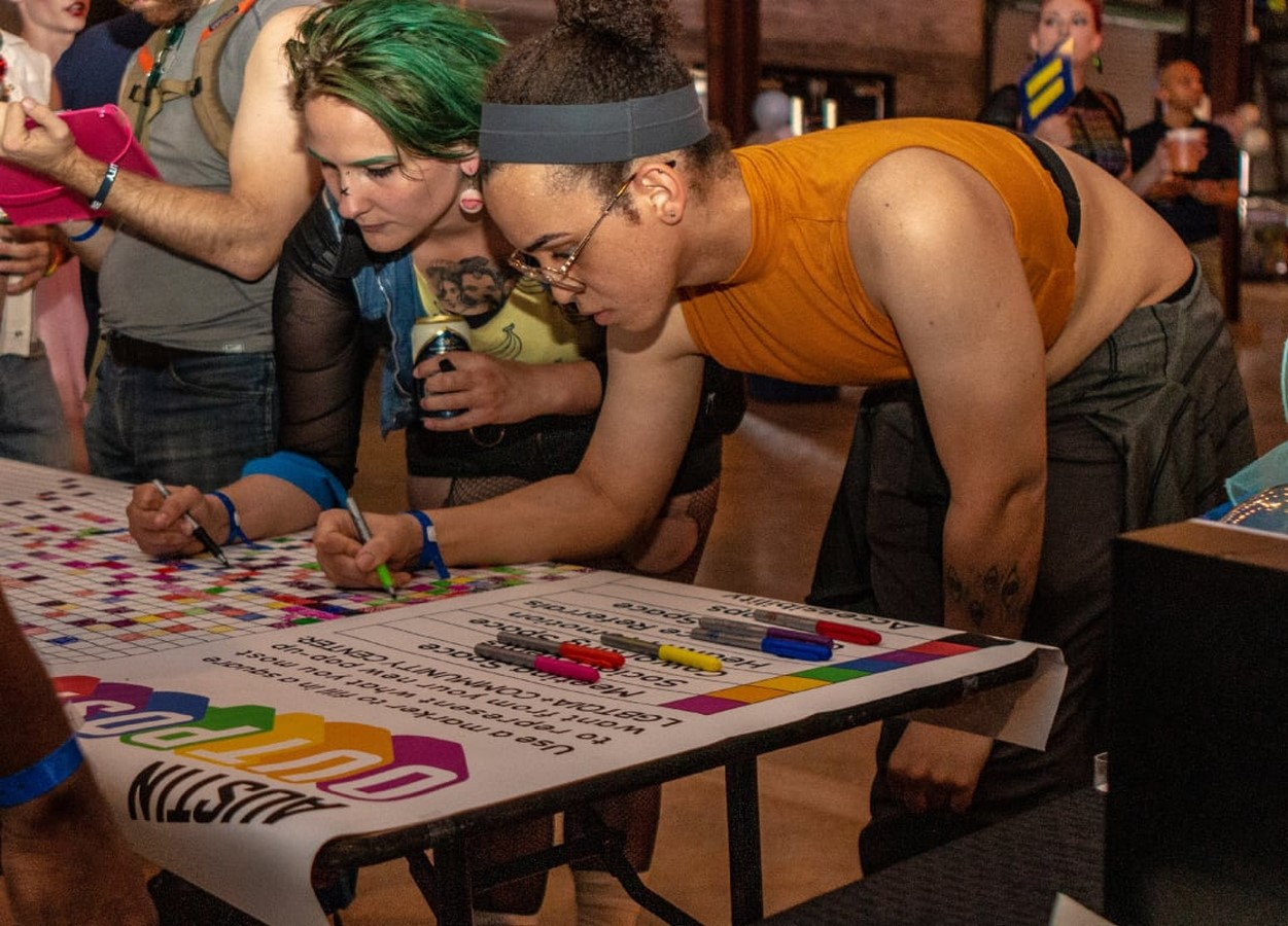 How is LGBT Community help build gender inclusive architecture - Sheet2