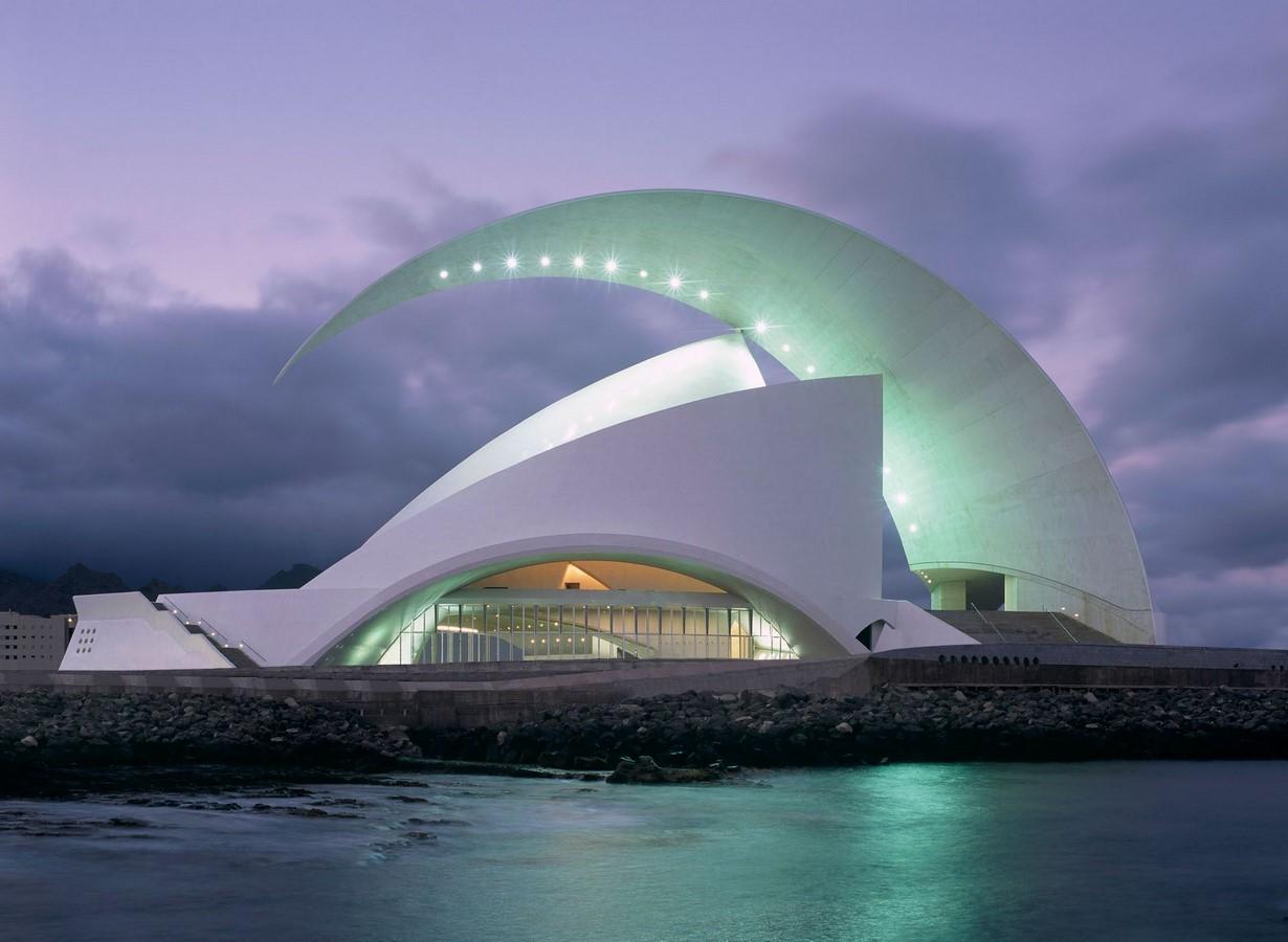 Auditorio de Tenerife, Canary Islands, Spain - Sheet2