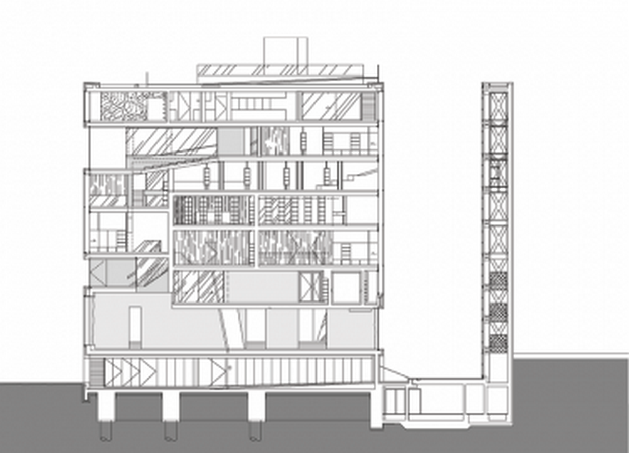 Netherlands Embassy, Berlin by Rem Koolhaas: In Between nature and architecture - Sheet4