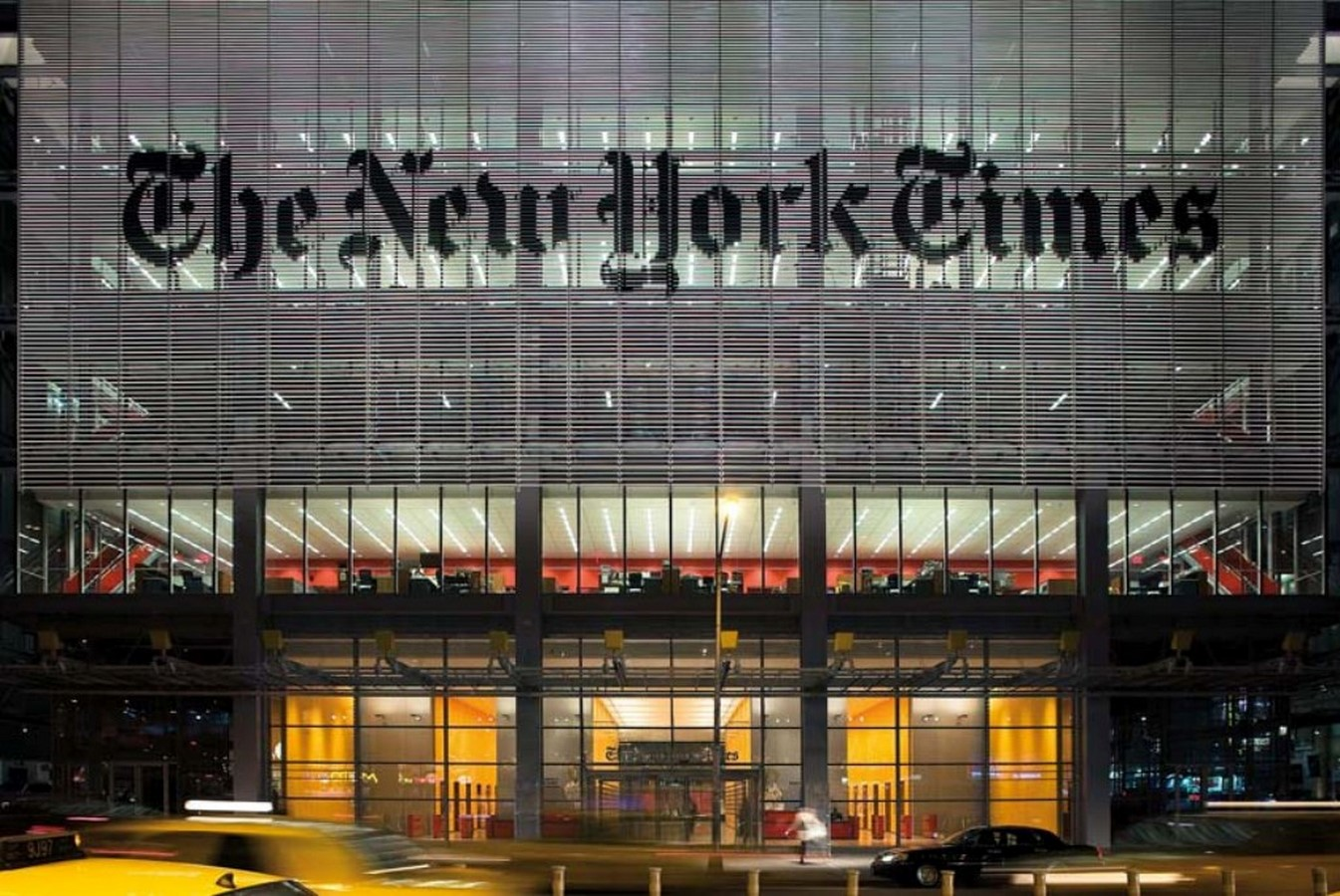 The New York Times Building by Renzo Piano: Inspired by the culture of transparency - Sheet1