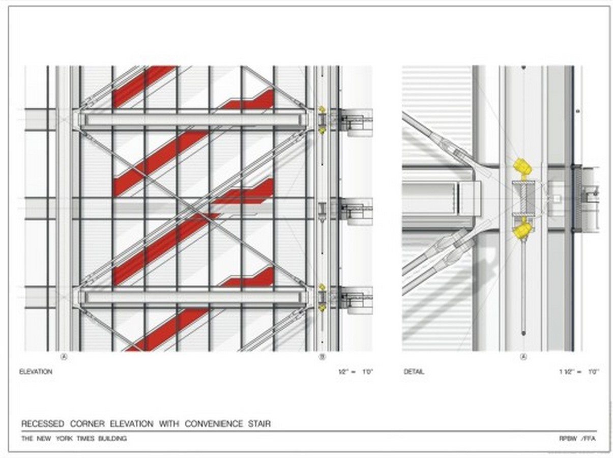 The New York Times Building by Renzo Piano: Inspired by the culture of transparency - Sheet11