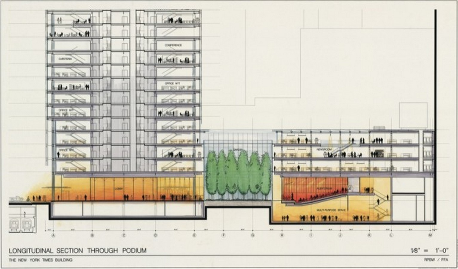 The New York Times Building by Renzo Piano: Inspired by the culture of transparency - Sheet3