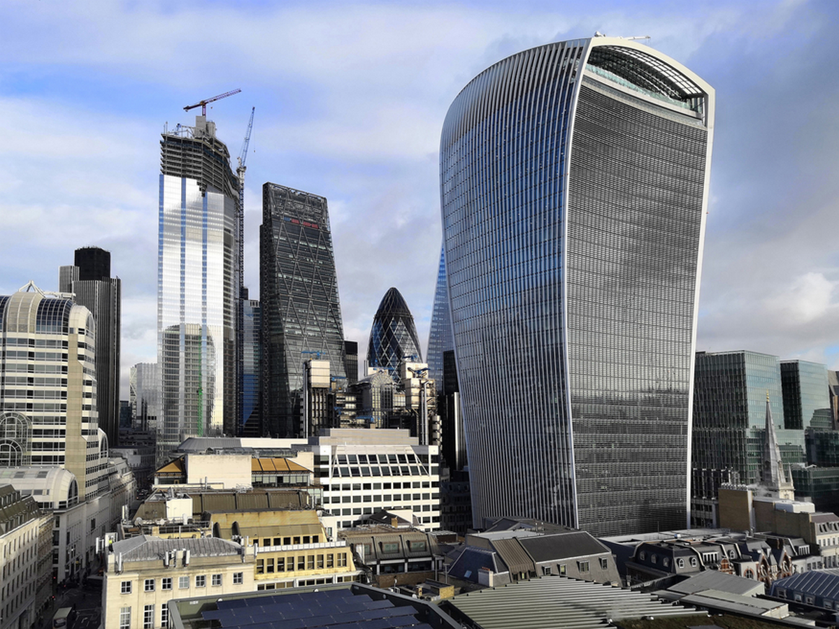 The Design of London Skyscrapers - Sheet2