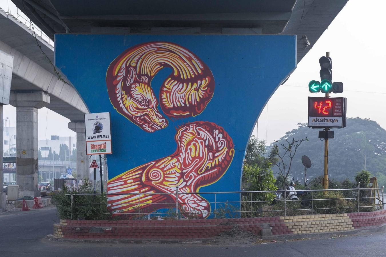 15 Public art projects in Chennai - Sheet1