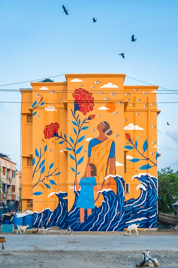 15 Public art projects in Chennai - Sheet12
