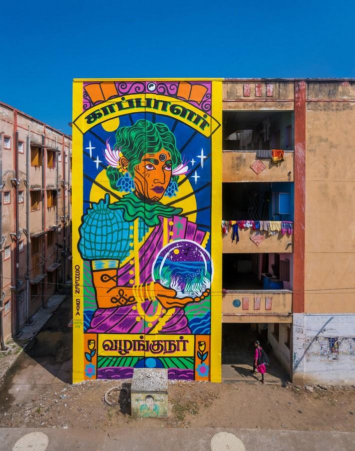 15 Public art projects in Chennai - Sheet15