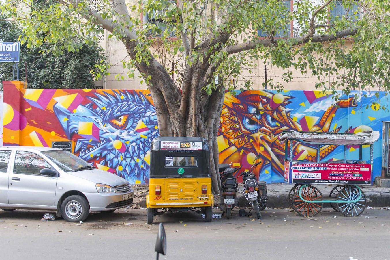 15 Public art projects in Chennai - Sheet5