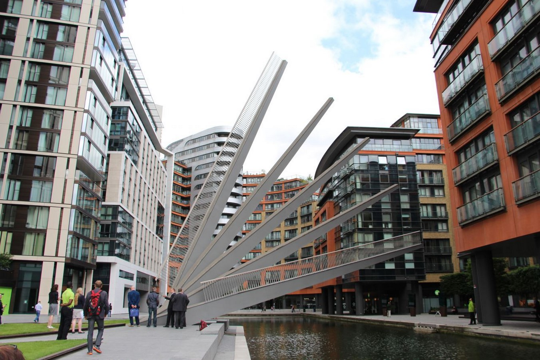 Merchant Square Bridge, United Kingdom - Sheet2