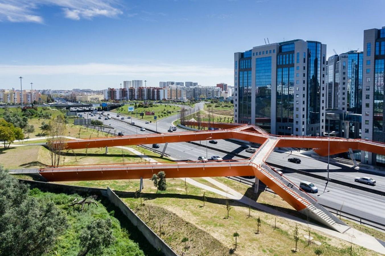 Ponte Segunda Circular, Portugal - Sheet3