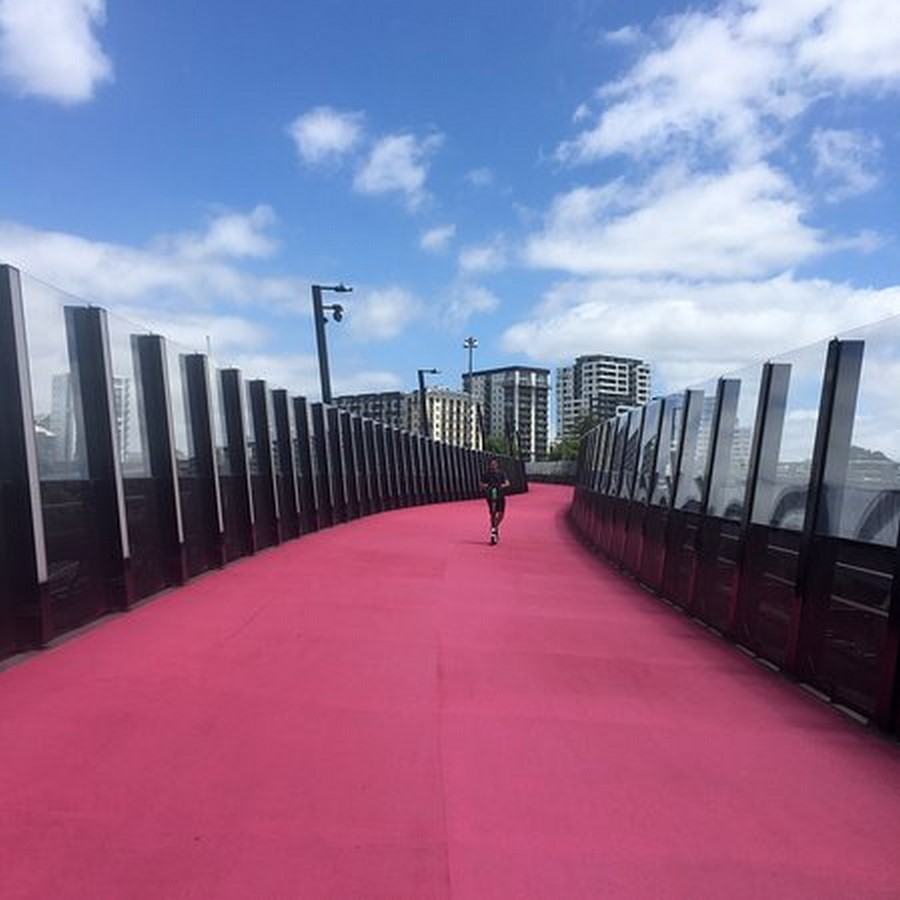 Nelson Street Cycleway, New Zealand - Sheet2