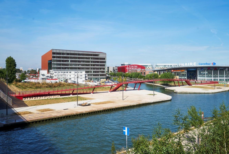 Millénaire Footbridge, France - Sheet2