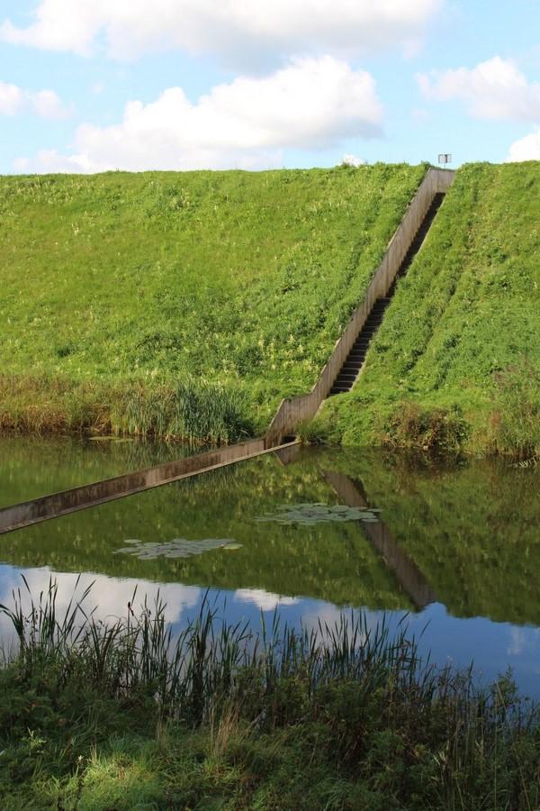 Moses Bridge, Netherlands - Sheet3