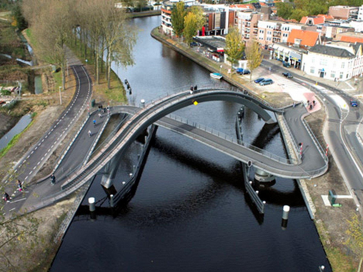 Melkwelkbridge, Netherlands - Sheet1