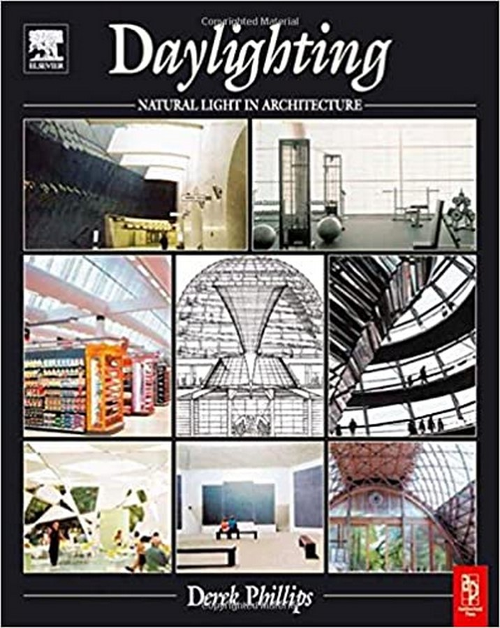 15 Books related to Light in Architecture that every architect must read - Sheet1