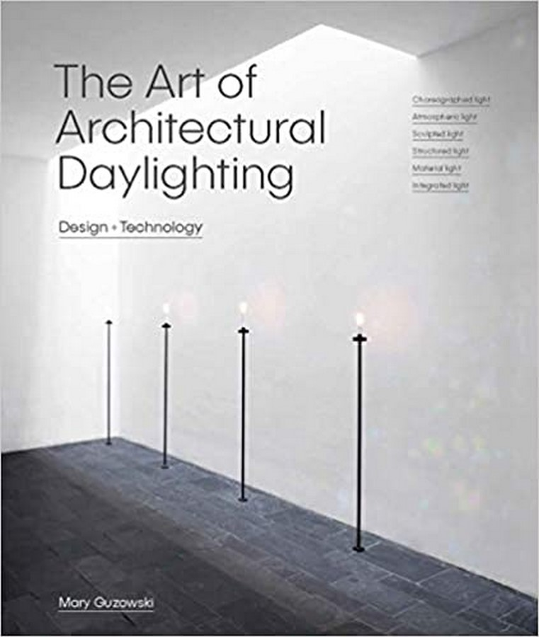 15 Books related to Light in Architecture that every architect must read - Sheet7