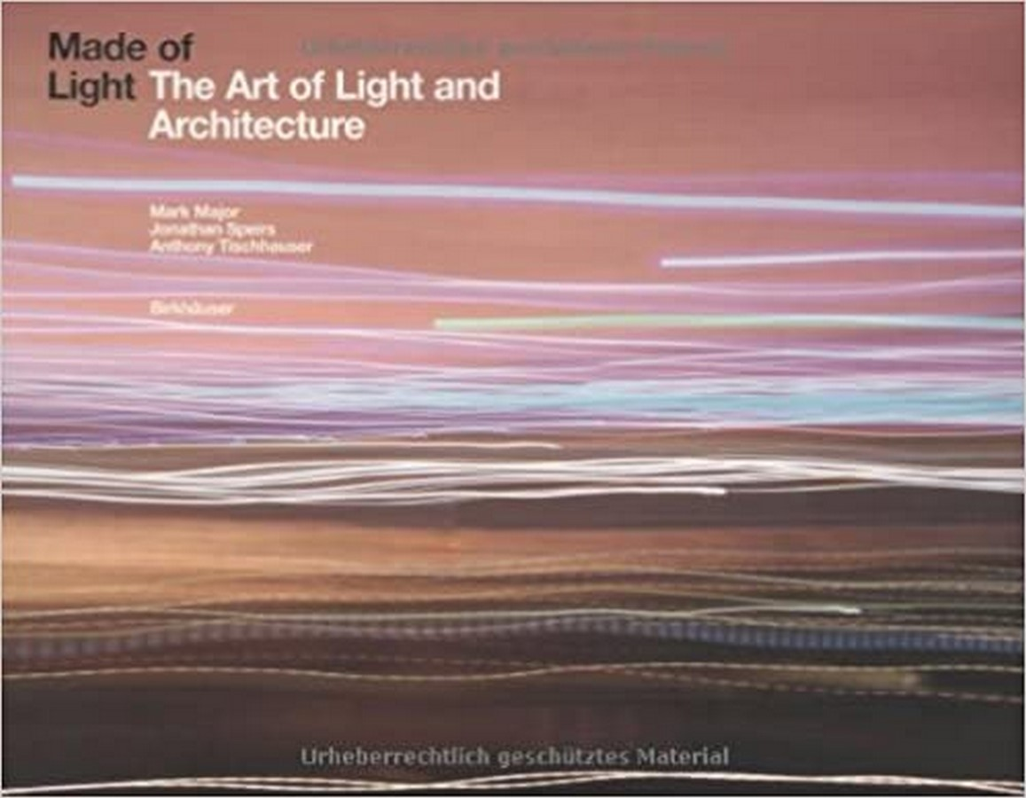15 Books related to Light in Architecture that every architect must read - Sheet15