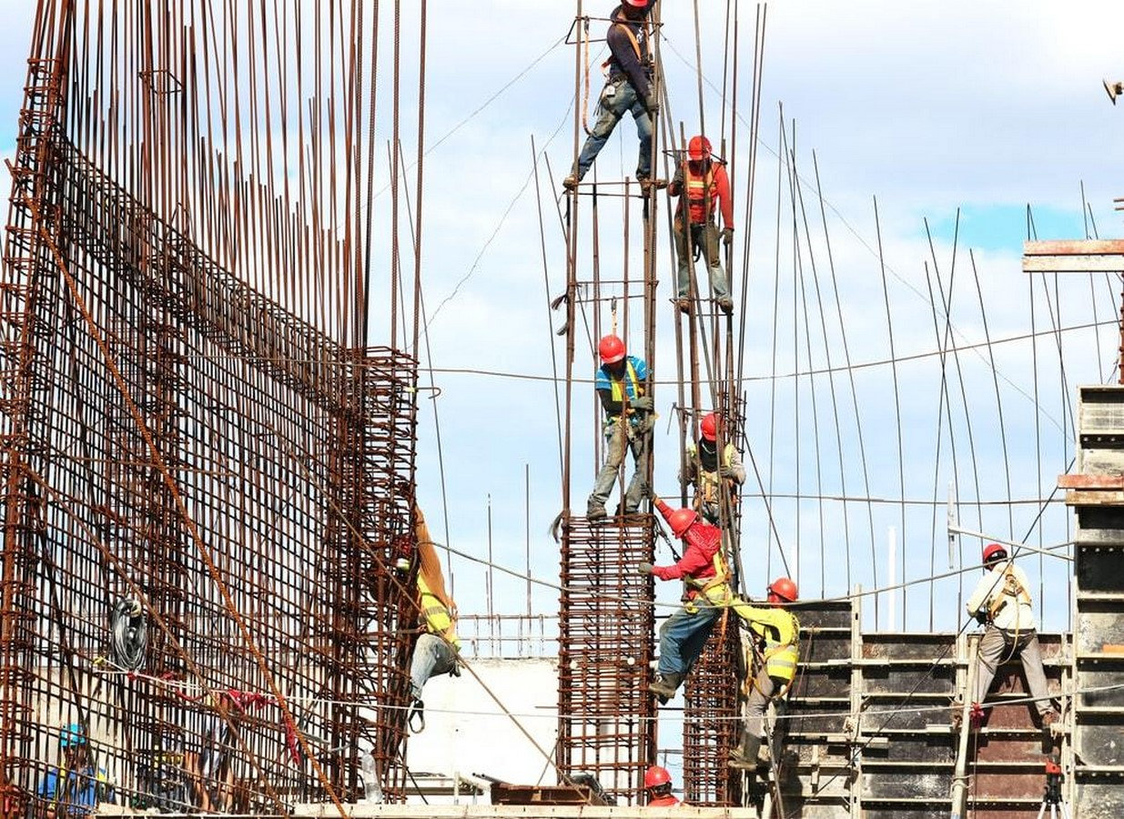 What are the Socio-Economics factors of the construction industry? Sheet5