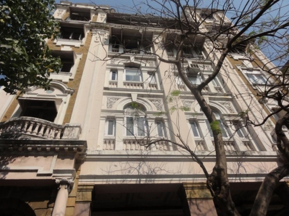 Adaptive Reuse: South Bombay, India - Sheet13