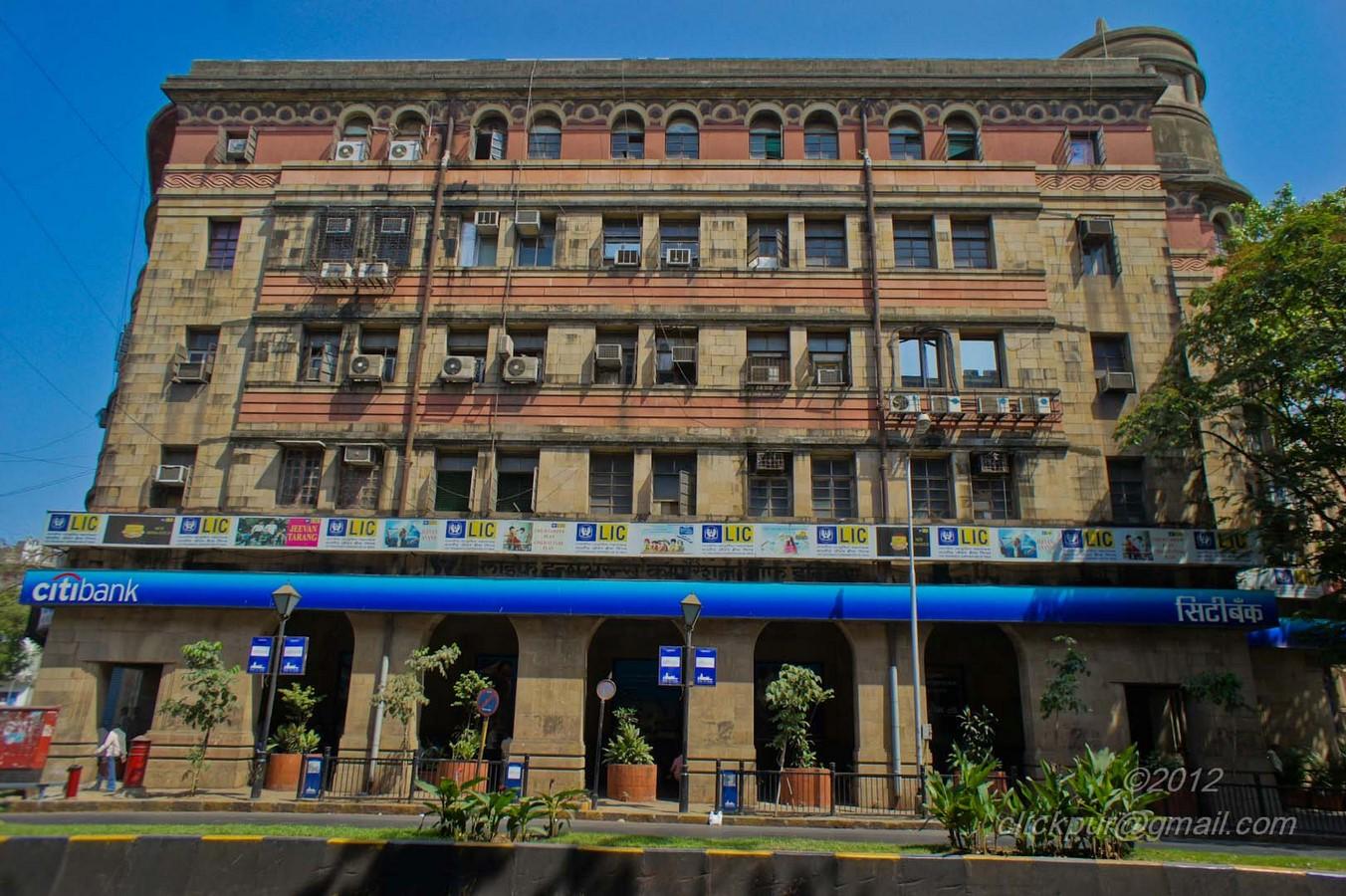Adaptive Reuse: South Bombay, India - Sheet14