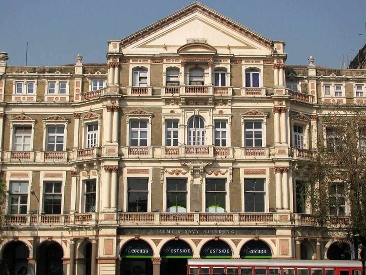 Adaptive Reuse: South Bombay, India - Sheet16