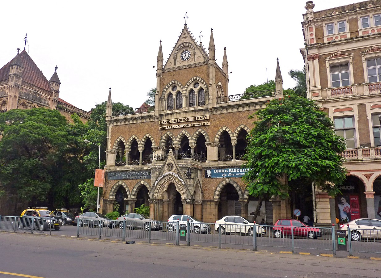 Adaptive Reuse: South Bombay, India - Sheet18