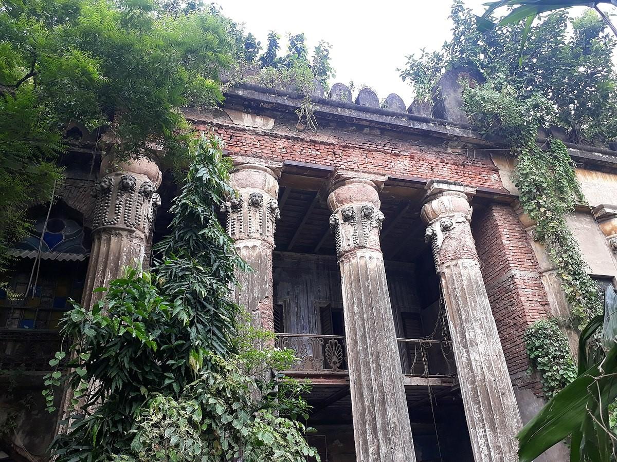 Adaptive Reuse: South Bombay, India - Sheet2
