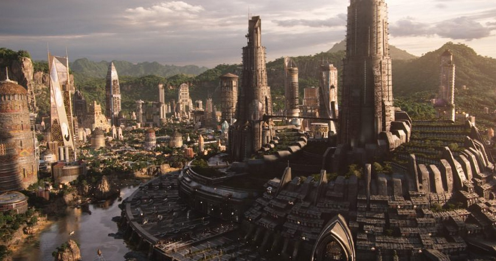 How can architecture in Sci-fi movies inspires today's architects - Sheet2