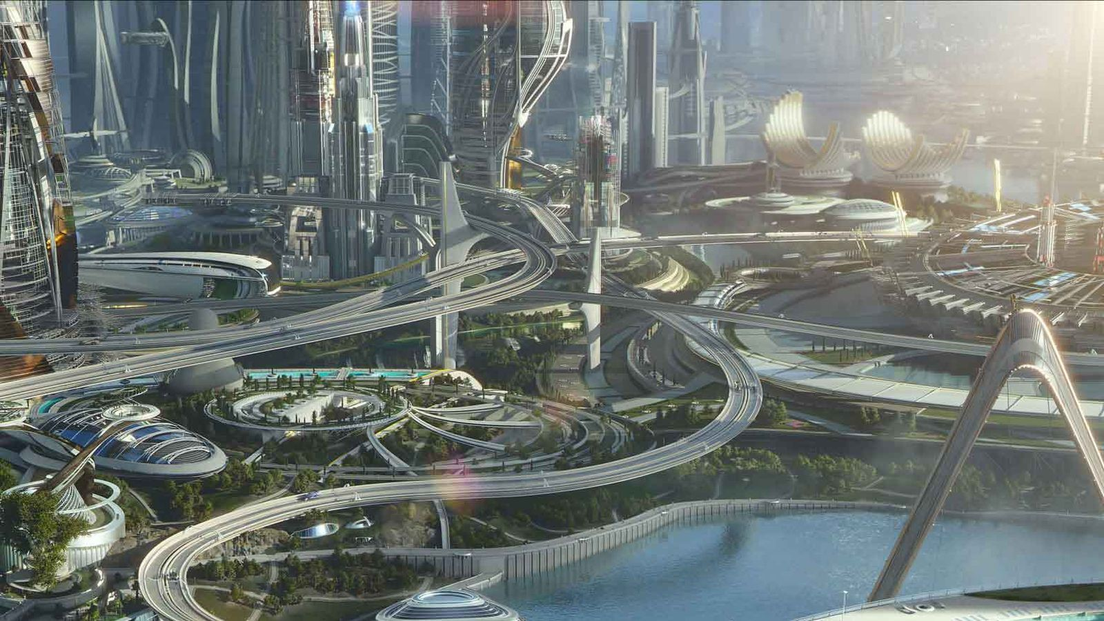 How can architecture in Sci-fi movies inspires today's architects - Sheet4
