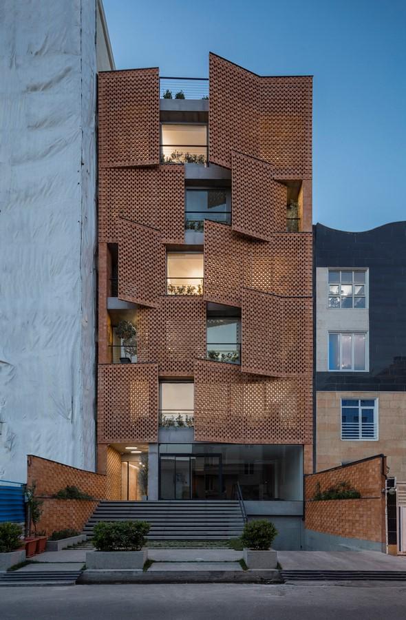 10 Examples of Innovative facade design solutions - Sheet14