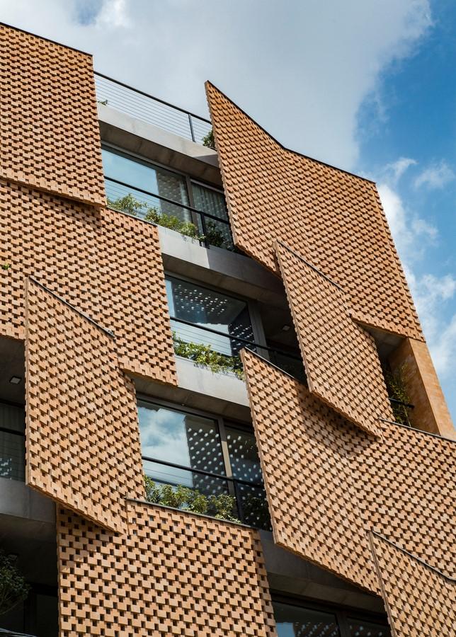 10 Examples of Innovative facade design solutions - Sheet15
