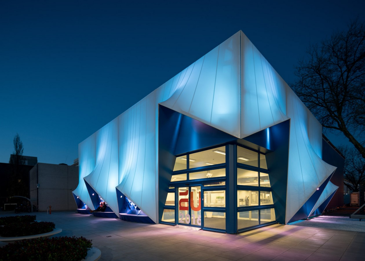 10 Examples of Innovative facade design solutions - Sheet3