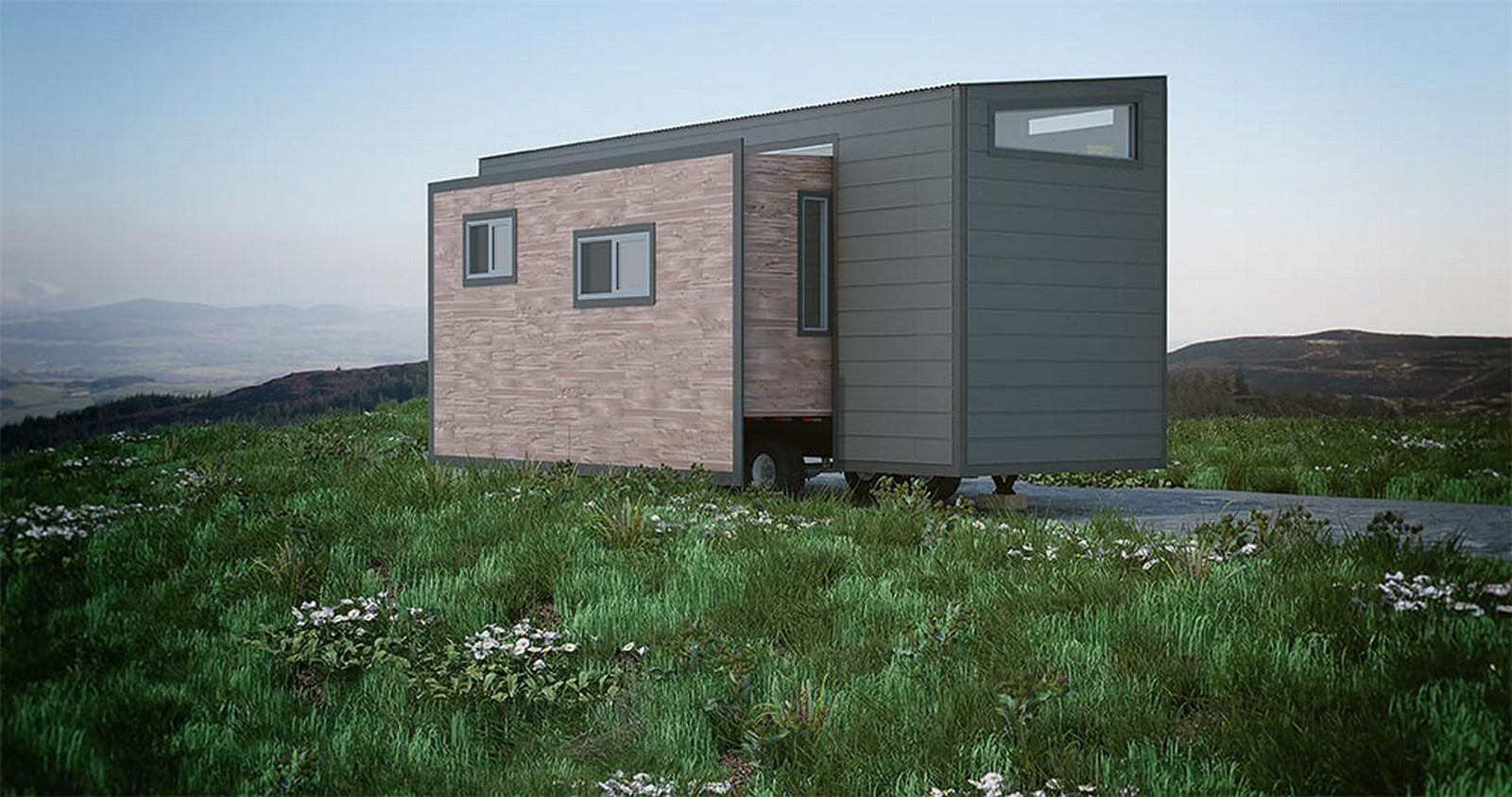 15 Examples of Tiny-home designs - Sheet1