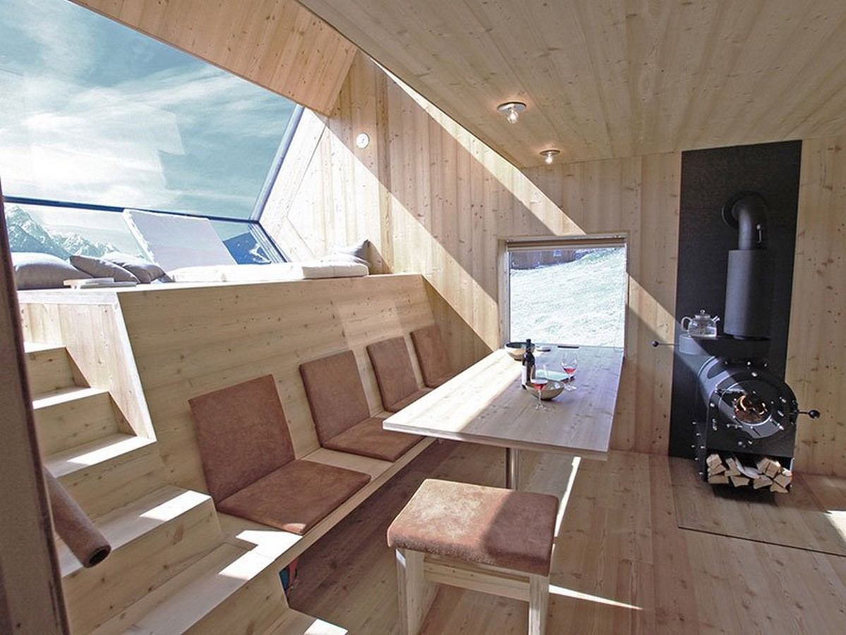 15 Examples of Tiny-home designs - Sheet21