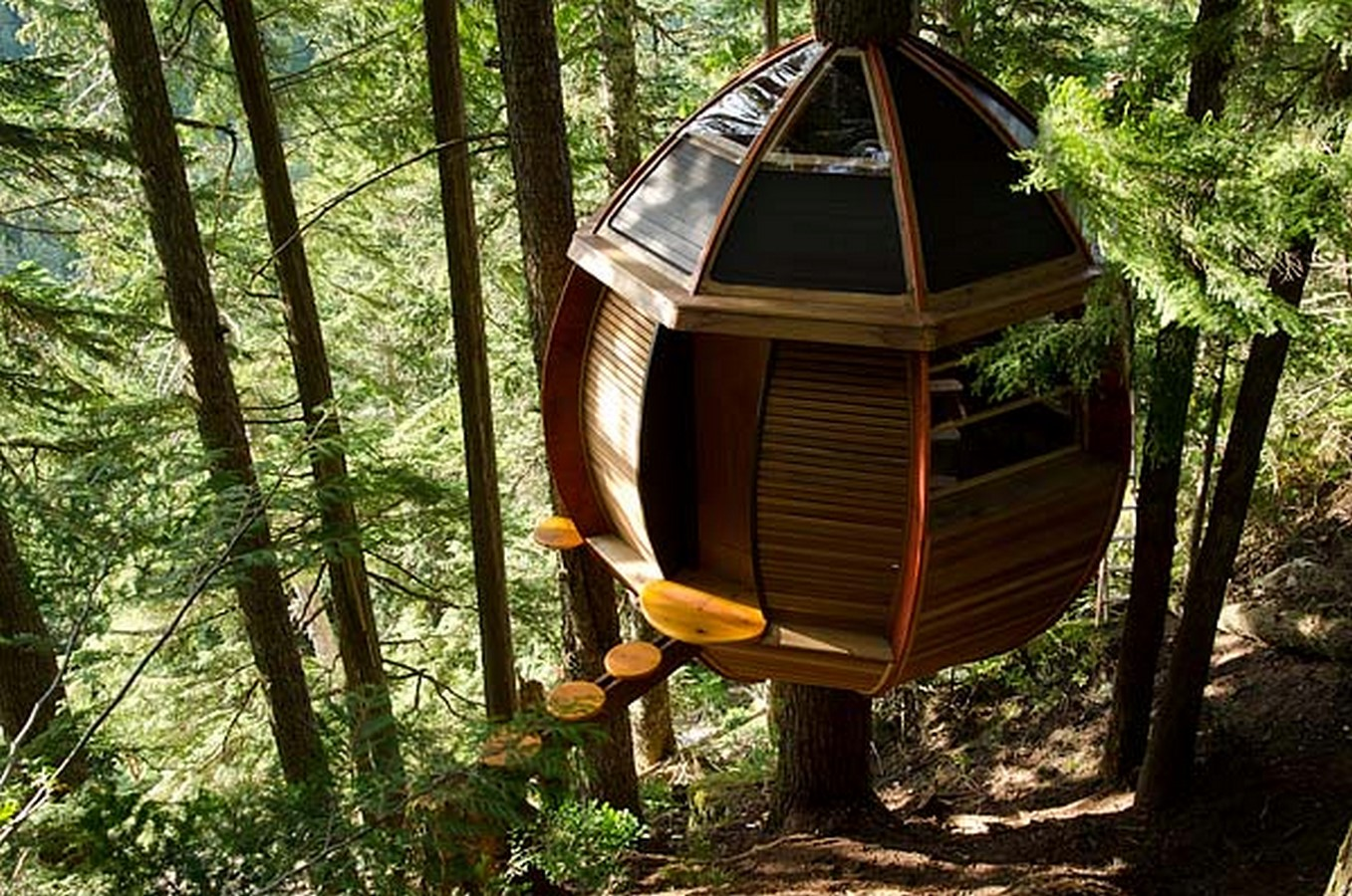 15 Examples of Tiny-home designs - Sheet31