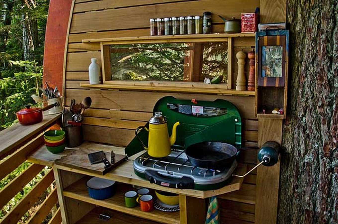 15 Examples of Tiny-home designs - Sheet35